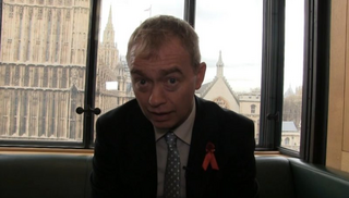 tim farron world aids day