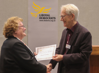 President's Awards at North West Conference