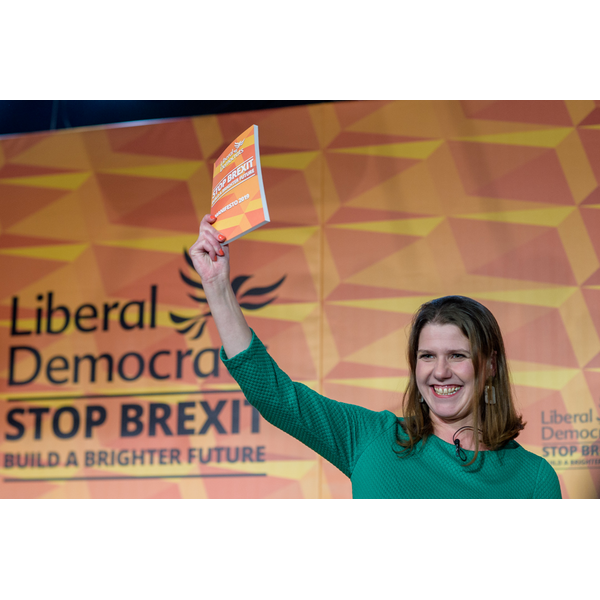 Jo Swinson Manifesto Launch
