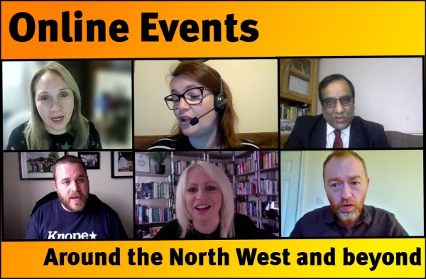 Local Events around the North West